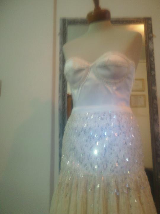 Vestido réplica de Miley Cirus